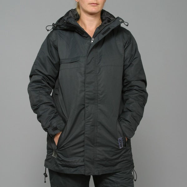 Zonal Women's 'Edge' Caviar Ski and Snowboard Jacket