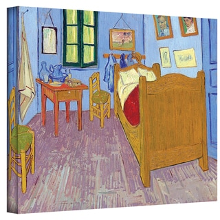 VanGogh 'The Bedroom' Wrapped Canvas Art