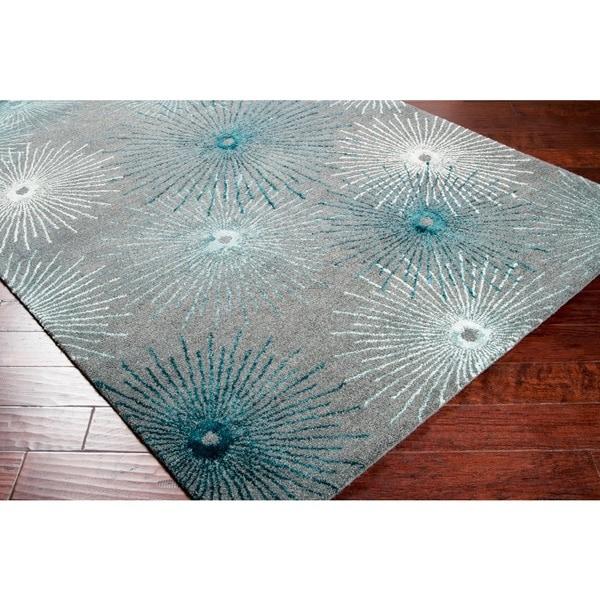 Hand-tufted Boyer Wool Rug (3'3 x 5'3)