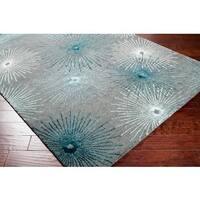 Clay Alder Home Locust Handmade Boyer Wool Area Rug - 3'3 x 5'3