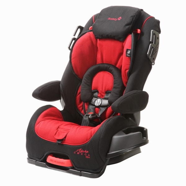 Safety 1st Alpha Omega Elite Convertible Car Seat in Tender
