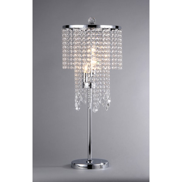 Crystal Chandelier Table Lamps: Shop Crystal Table Lamp