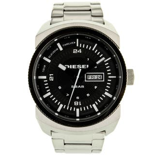 Diesel Men's 'Advance' Stainless Steel Watch|https://ak1.ostkcdn.com/images/products/7550333/7550333/Diesel-Mens-Advance-Stainless-Steel-Watch-P14983292.jpeg?impolicy=medium