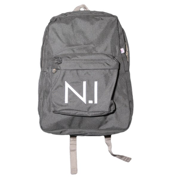 Nothing's Impossible Clothing Silver/ Grey Backpack