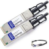 AddOn Cisco QSFP-H40G-CU1M Compatible TAA Compliant 40GBase-CU QSFP+