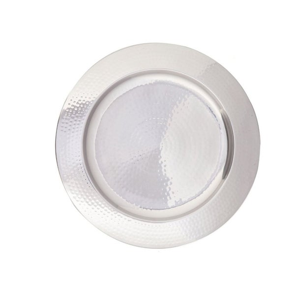 Charger Plates  sc 1 st  Overstock.com & Plastic Dinnerware For Less | Overstock