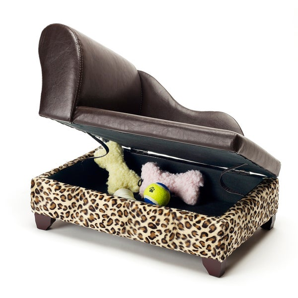 Enchanted Home Pet Storage Bed