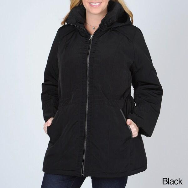 Mo-Ka Women's Plus Anorak Jacket
