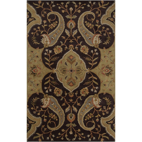 Hand Tufted Camrose Wool Rug Free Shipping Today