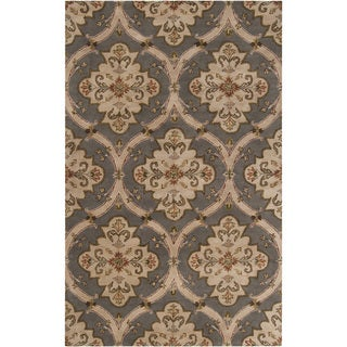 Hand-tufted Brooks Wool Rug
