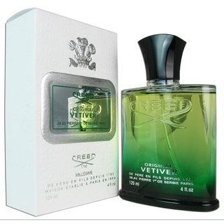 Creed Original Vetiver Men's 4-ounce Millesime Spray