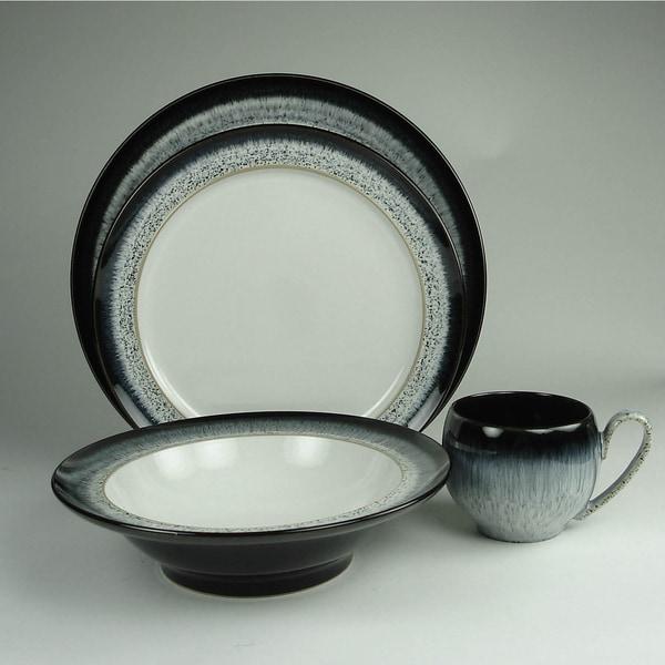 Denby Halo 16-piece Dinnerware Set