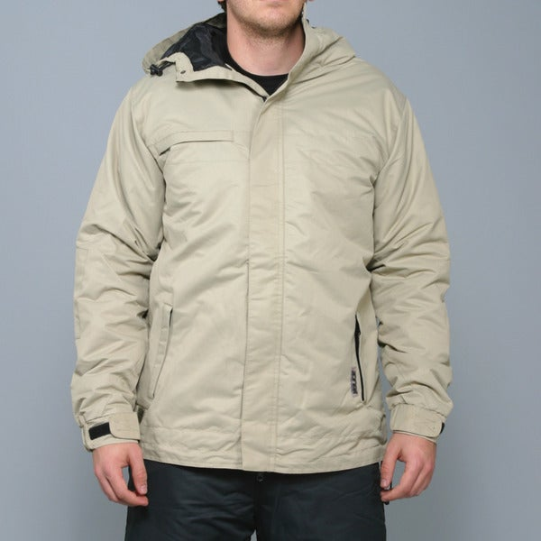 Zonal Men's 'Scanner' Hemp Snowboard Jacket