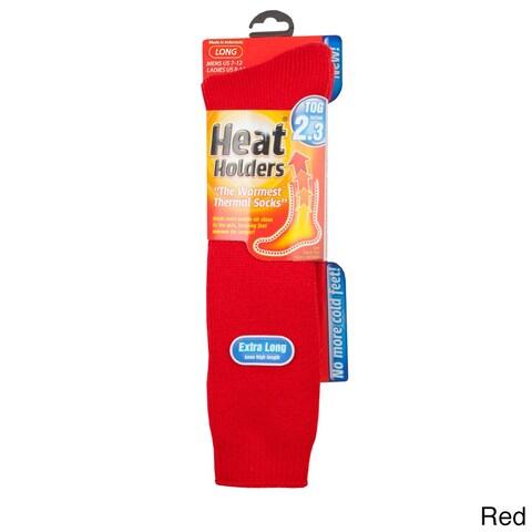 Heat Holders Extra Long Style Men's Thermal Socks