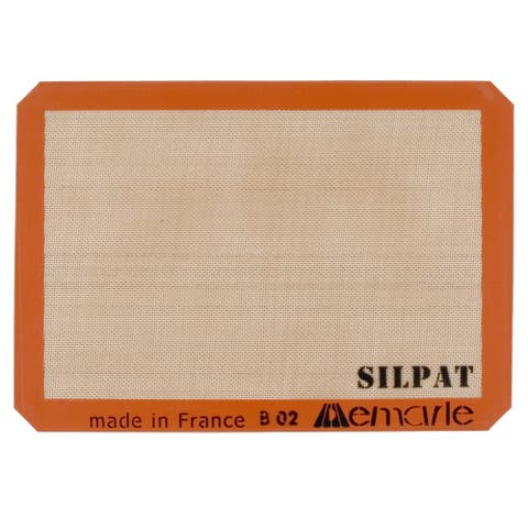 Silpat AE420295-07 Premium Non-Stick Silicone Baking Mat