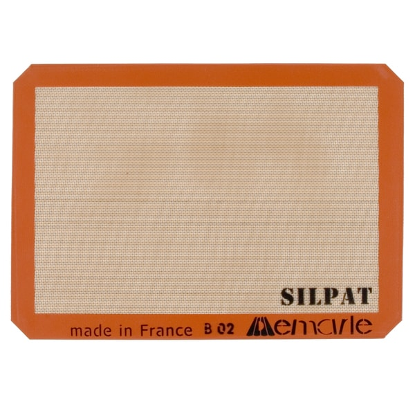 Silpat AE420295-07 Premium Non-Stick Silicone Baking Mat. Opens flyout.