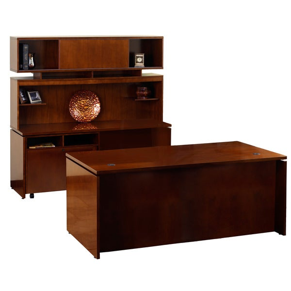 Mayline Stella Series Desk Workstation Typical #4 (72 x 36)