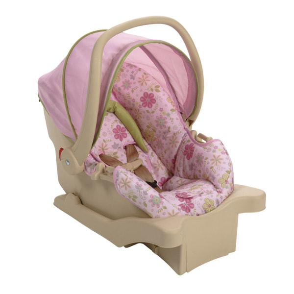 Safety 1st Comfy Carry Elite Plus Infant Car Seat in Wildflowers