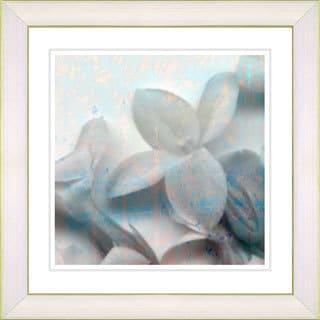 Studio Works Modern 'Spring Mountain Bloom' Framed Giclee Print