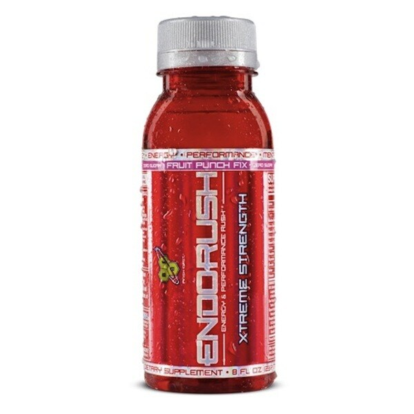 BSN EndoRush 8-ounce Xtreme Strength Sports Drink (Case of 12)