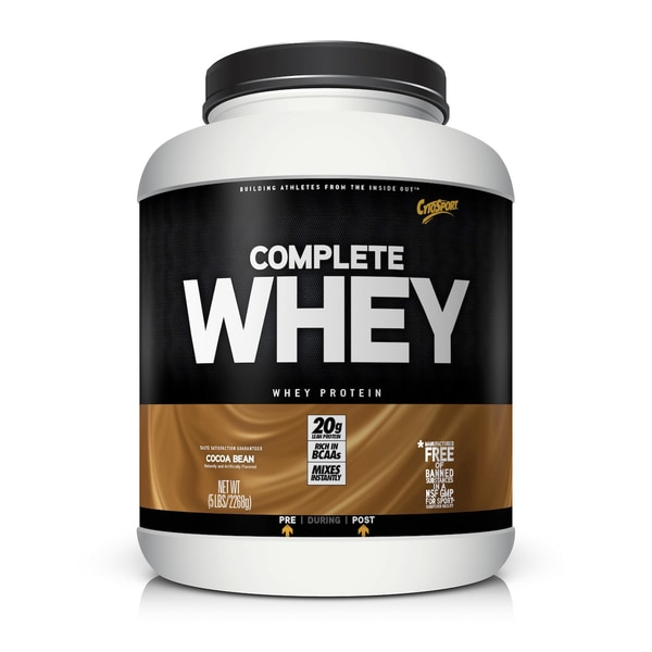 CytoSport Complete Whey Protein (5 pounds)
