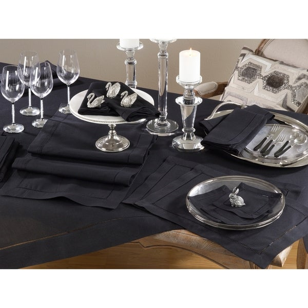 Rochester Collection Hemstitch Table Runner