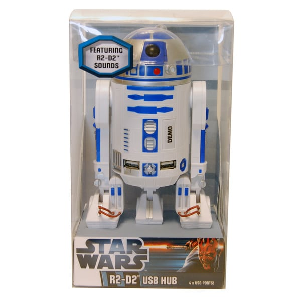 Shop Star Wars R2d2 Usb Hub Free Shipping On Orders Over