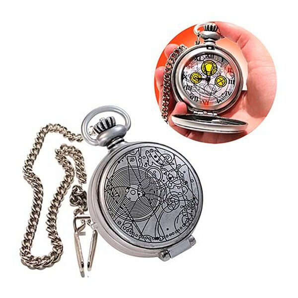 Doctor Who 10th Doctor's Fob Watch