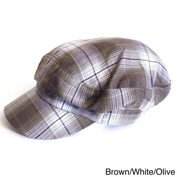 Women's Pug Gear Newsboy Style Hat