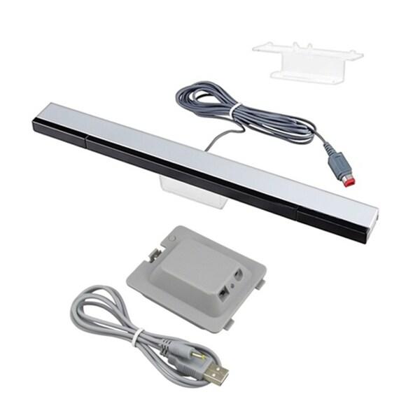 INSTEN Battery/ Wired Sensor Bar for Nintendo Wii