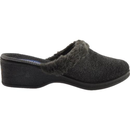Women's Foamtreads Chara Charcoal - Thumbnail 1