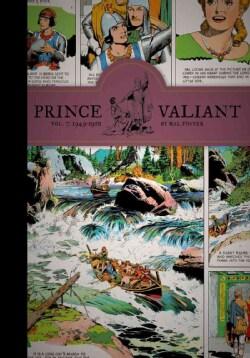 Prince Valiant: 1949-1950 (Hardcover)