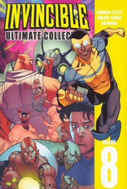 Invincible Ultimate Collection 8 (Hardcover)