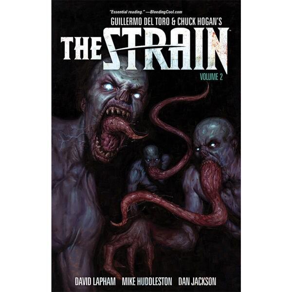 The Strain 2 (Paperback)