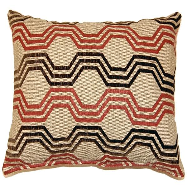 Beaufort Mink 12-inch Throw Pillows (Set of 2)
