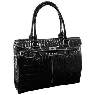 McKlein USA Francesca Faux Croco Leather 16-inch Laptop Tote|https://ak1.ostkcdn.com/images/products/7553939/McKlein-USA-Francesca-Faux-Croco-Leather-16-inch-Laptop-Tote-P14986103.jpg?impolicy=medium