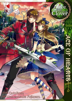 Alice in the Country of Clover: Ace of Hearts (Paperback)