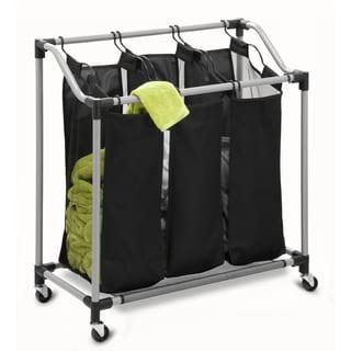 Honey-Can-Do Elite Triple Laundry Sorter