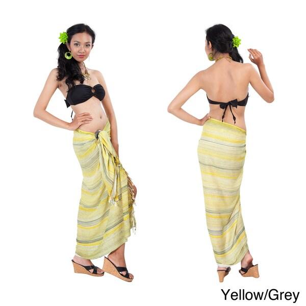 Stripe Sarong (Indonesia)