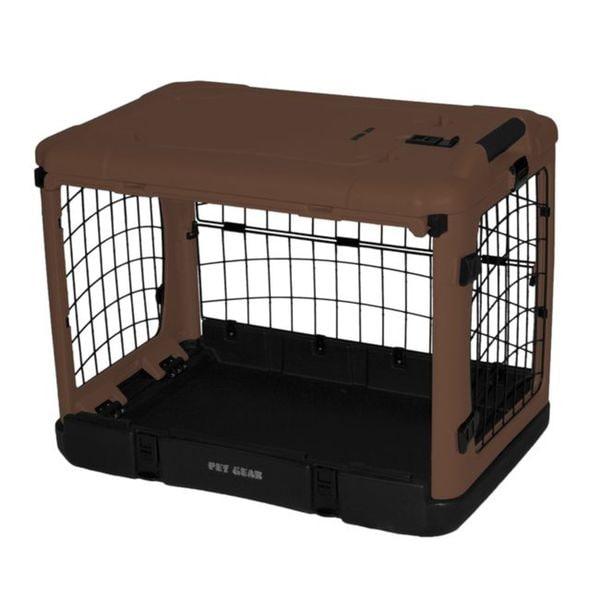 Pet Gear The Other Door Deluxe Steel Crate