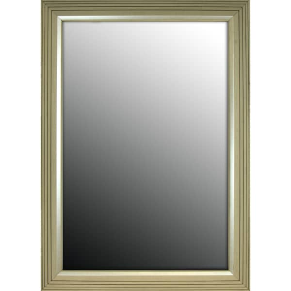 30 x 42 mirror 30x42 stepped silver petite mirror 39 shop