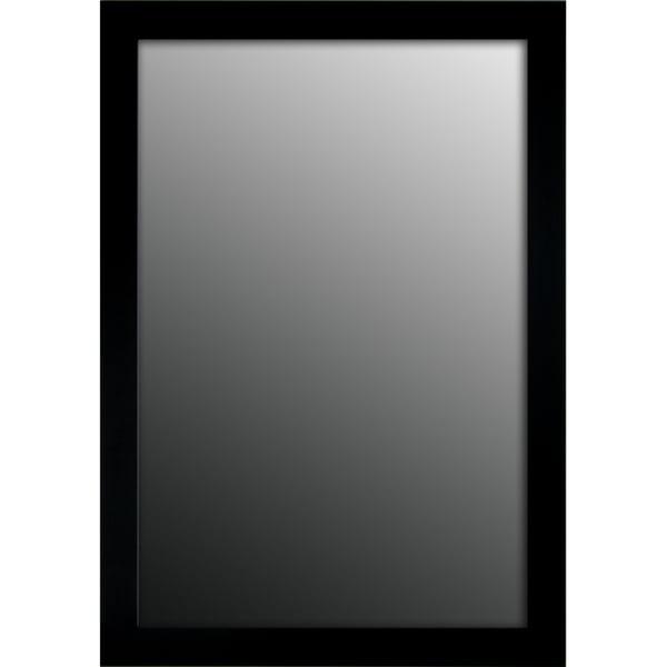 Missouri Dark Mahogany 28x40-inch Mirror