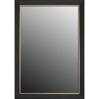 Uttermost Emberlynn Etched Bevel Framed Mirror 14072943
