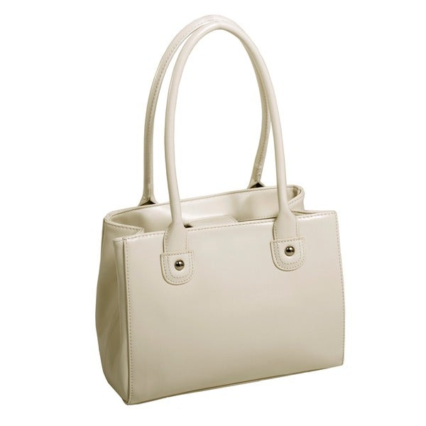 Isabella Faux-leather Handbag
