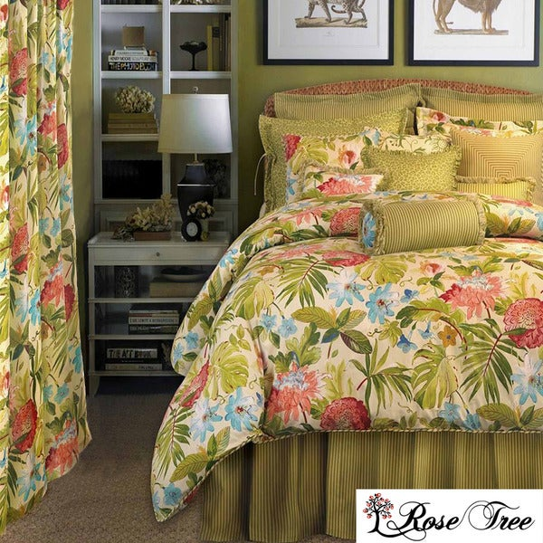 Rose Tree St. Croix 4-piece Comforter Set