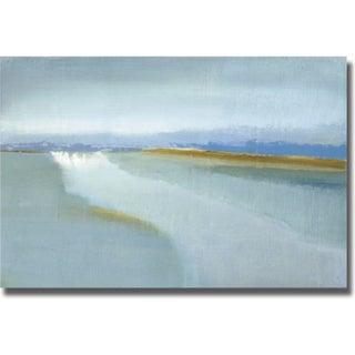 Caroline Gold 'Flow' Canvas Art