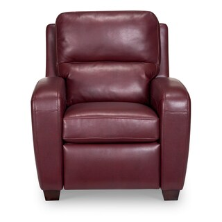 Brice Bonded Leather Recliner (2 options available)