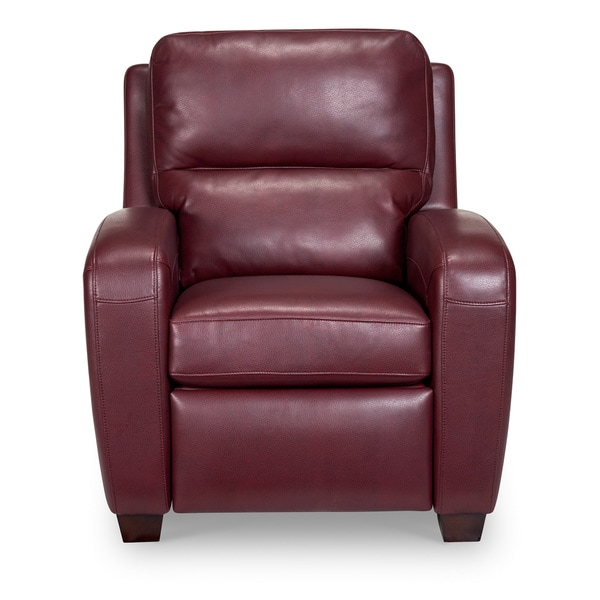 Brice Bonded Leather Recliner - Free Shipping Today - Overstock.com - 14987027  sc 1 st  Overstock.com & Brice Bonded Leather Recliner - Free Shipping Today - Overstock ... islam-shia.org