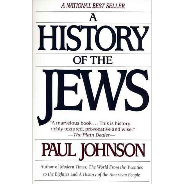 A History of the Jews (Paperback)