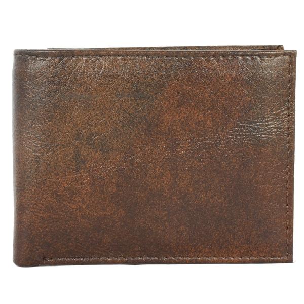 Unico Tan Leather Men Wallet